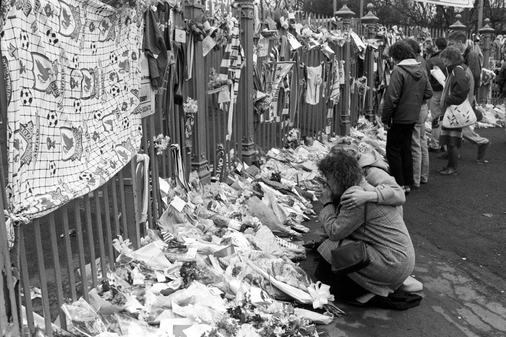 Tragedia di Hillsborough
