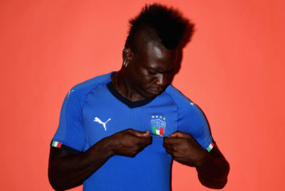 Il ballo decadente di Mario Balotelli