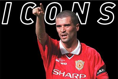 Icons – Roy Keane