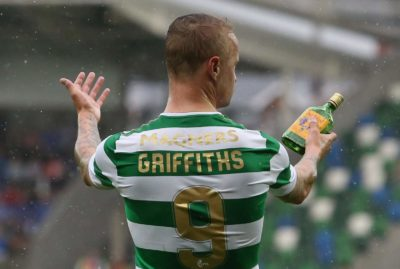 Leigh Griffiths, mister Trainspotting