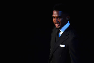 Samuel Eto'o for president