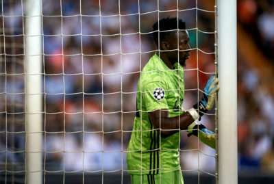André Onana, black man in a white world